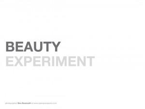 1_BEAUTY EXPERIMENT