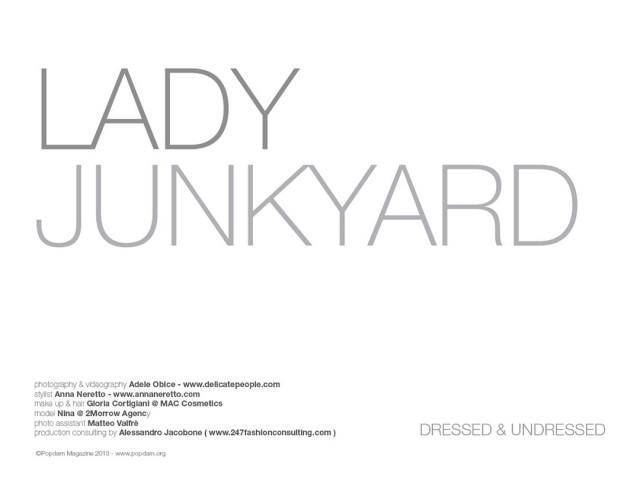 Lady Junkyard